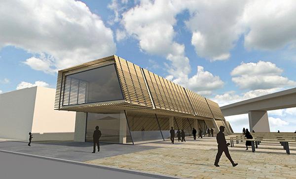 Nagrađeni arhitektonski projekat za pijacu senjak