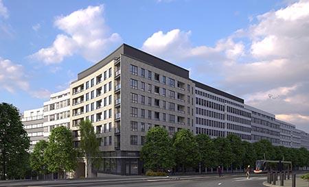 Mirra Capital stambena zgrada