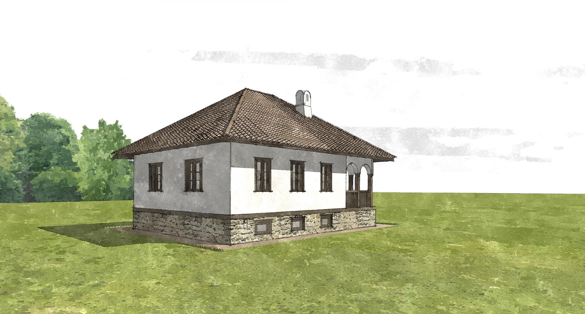 Kuća za odmor i vinarija Vranić, Beograd