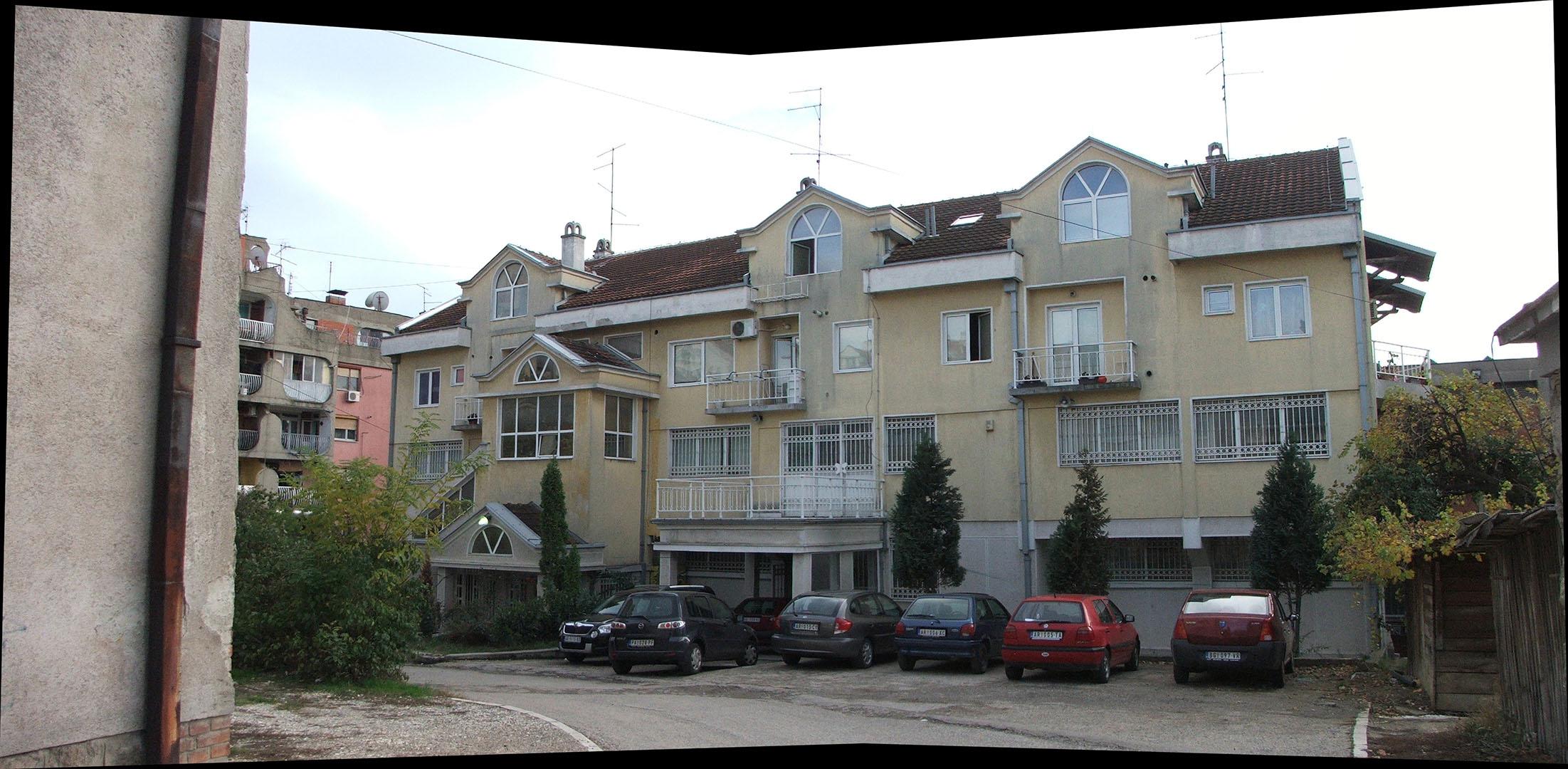 Rekonstrukcija zgrade