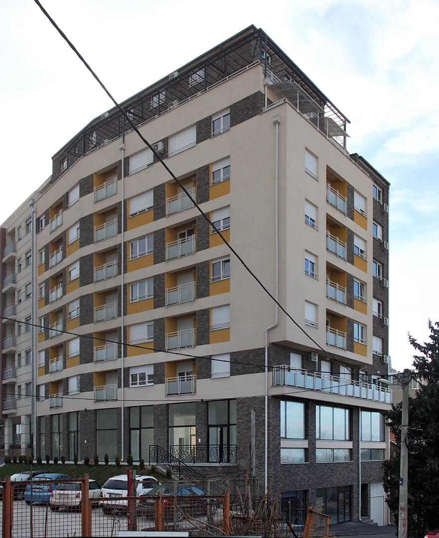 Mirra Capital zgrada u Beogradu