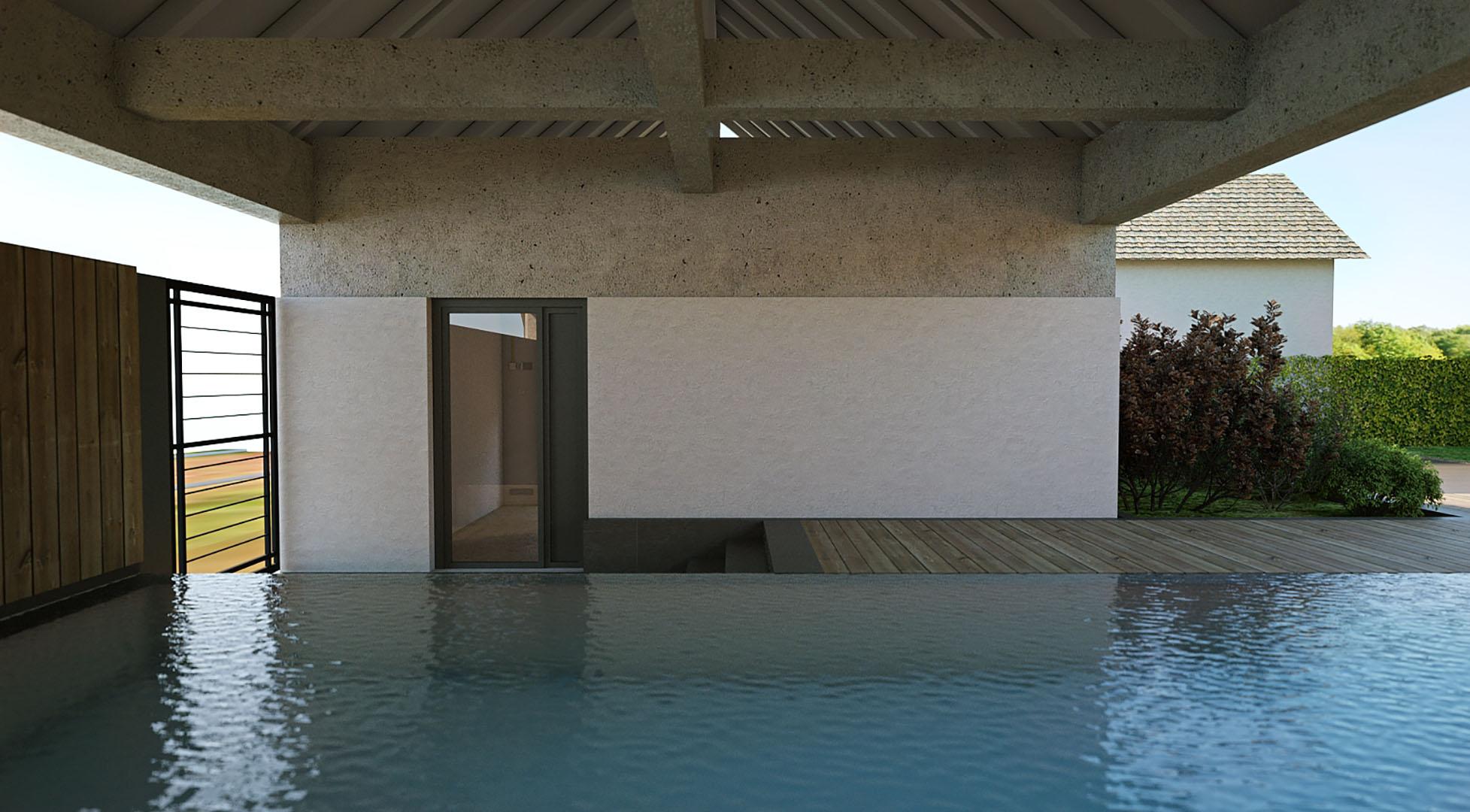 Kuća sa bazenom